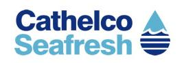 Cathelco Seafresh logo