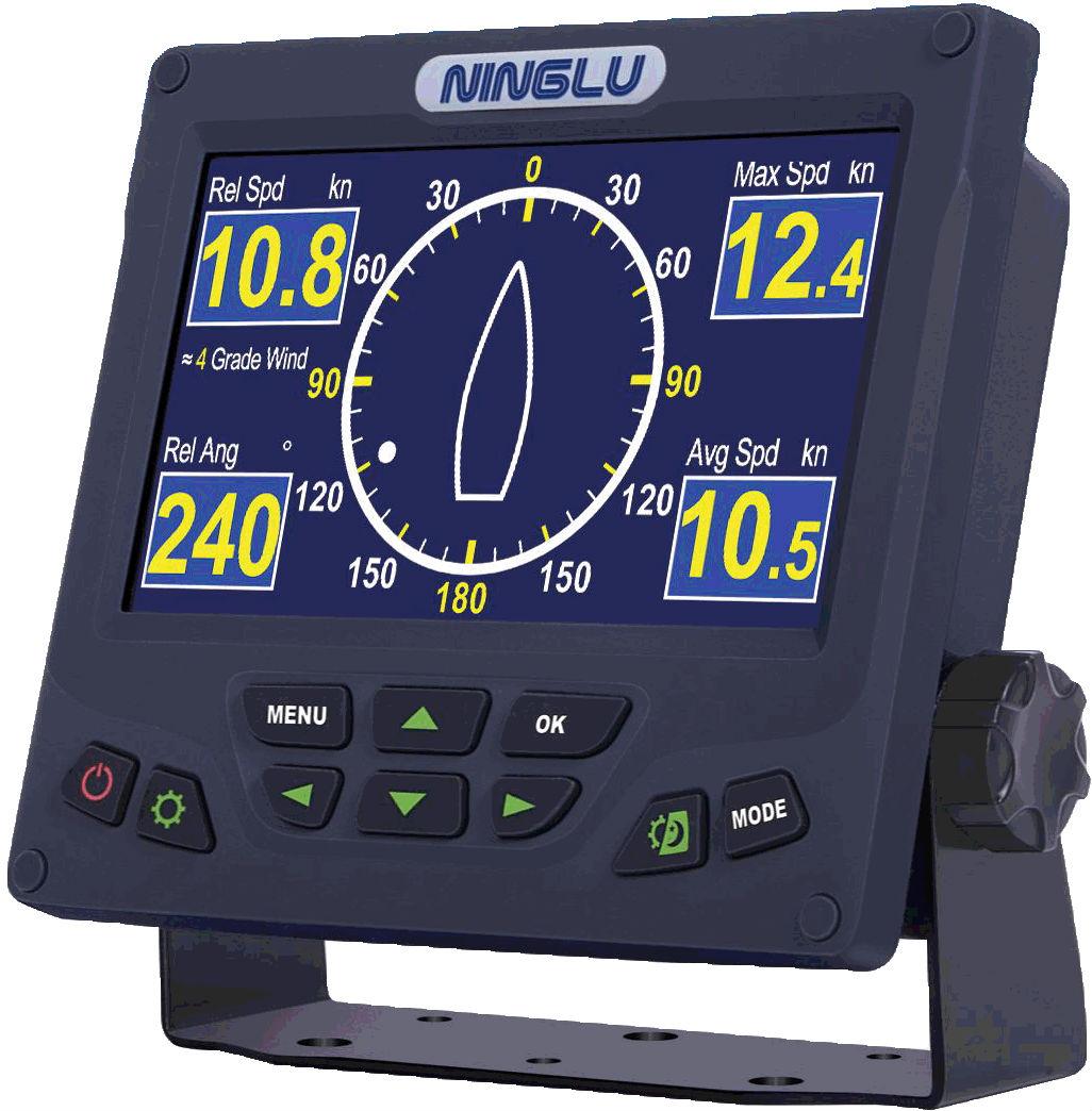 Skipper Anemometer_Display1